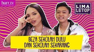 LimaLeTop! | Beza Sekolah Dulu Dan Sekolah Sekarang  from hurr. tv