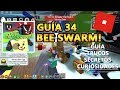 Bee Swarm Simulator, Como Conseguir más Tickets + Gifted Bee Trucos, Roblox Español Guia Tutorial 34