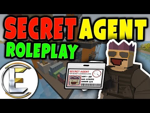 Unturned - SECRET AGENT RP | Find out where they're producing deadly poison ( Roleplay ) thumbnail