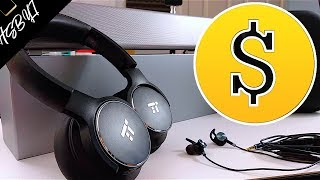 Why Are These BUDGET Bluetooth Headphones So SPECIAL? (2018)