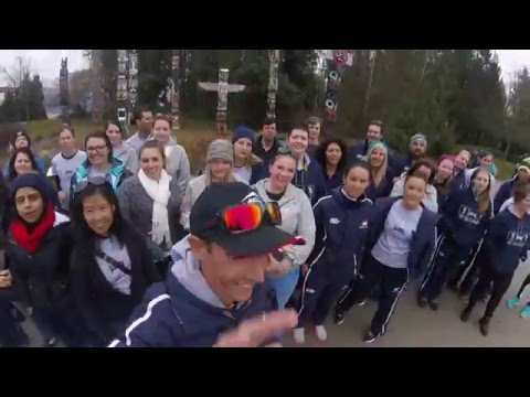 Over 18s Hockey Hi 5 Video Canada USA