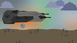 Pivot Alien Invasion Fight War Animation Series 2 (Part 14)