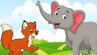 English Short Stories for Kids | Animal Stories | Bedtime Stories for Children