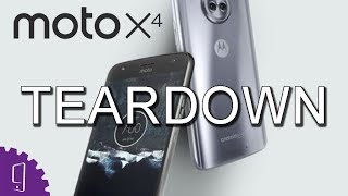 Moto X4 Teardown   Disassembly