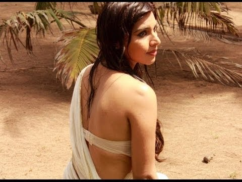Anjana Hot In Wet Saree video