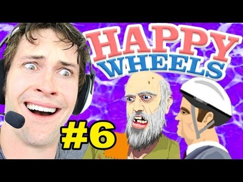 Happy Wheels - CROTCH SHOTGUN - Part 6