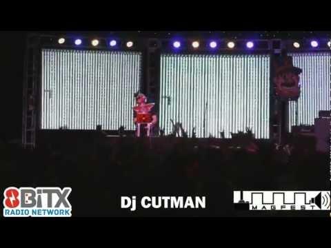 Magfest 11 - Dj CUTMAN
