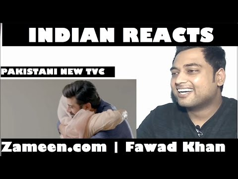 Indian Reacts to Fawad Khan's Zameen.com New TVC | Pakistani Ad | Review | by Mayank
