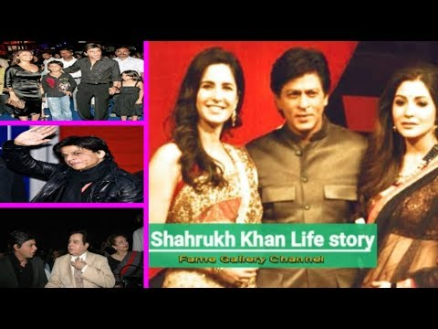 shahrukh khan | SRK | Biography | Best movies | Family | Wife | Children | Net Worth