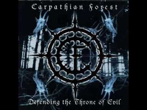 Carpathian Forest - Ancient Spirit Of The Underworld