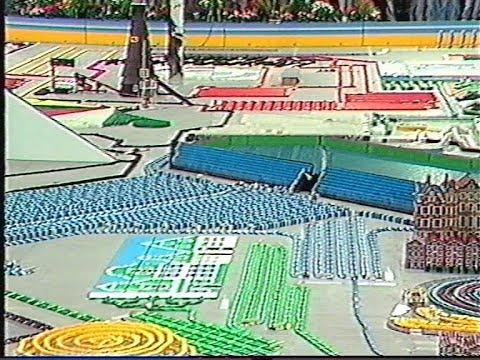 Klm domino world record 1986