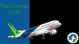 The Comac C919: Made in China?