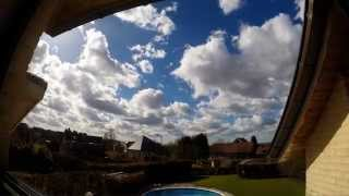 Gopro Hero 3+ Black Edition - timelaps 4K
