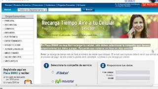 Saldo gratis Telcel,Movistar,Unefon Si es cierto Chekalo !!!! 04:30