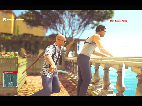 Sly Gameplay - HITMAN Funny/Brutal Moments Compilation Vol.2 (Sapienza/Italy/Episode 2)