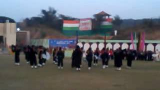 ASSAM RIFLES PIPE BAND DISPLAY