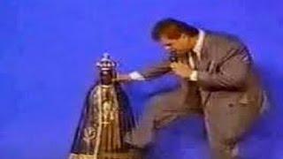 Dia 12/10/1995 o Chute na santa -um chute no estomago