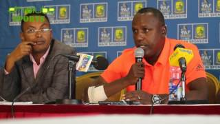 Press Conference with Ethiopia Coach Gebremedhin Haile ahead of Lesotho Game | June 2016