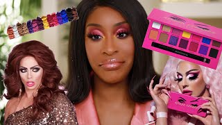 ABH Mighta Just Did Somethin?! Alyssa Edwards x ABH Palette | Jackie Aina