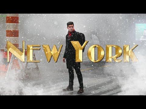 Зимний Нью-Йорк [UsachevPOV]