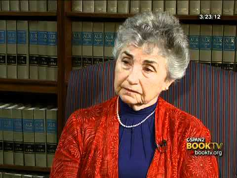 "BookTV: Judith Reisman, ""Sexual Sabotage"""