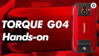 TORQUE G04のアクションカム性能が唯一無二!auの2019夏モデル発表会でタッチ&トライ