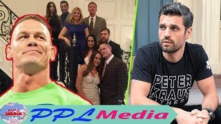 Nikki Bella's family easily forget John Cena and replaced impressed with Peter Kraus