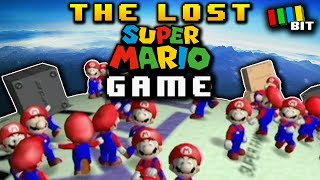 THE UNRELEASED MARIO GAME   Mystery Bit [TetraBitGaming]