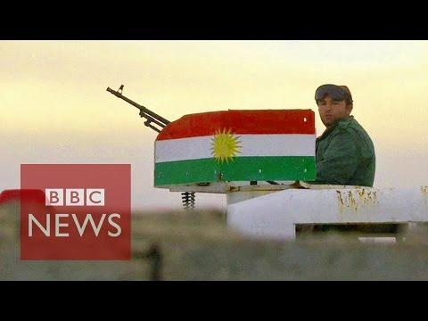 Kurds 'break Islamic State Mount Sinjar siege'