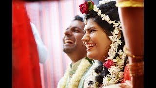Sharat & Subhashini Wedding Trailer with inkem song