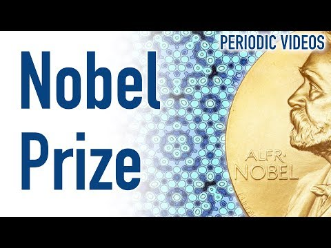 2011 Nobel Prize in Chemistry - Periodic Table of Videos