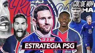 Download lagu Así FICHARÁ el PSG   CHELSEA va por HAALAND   #goldehoy