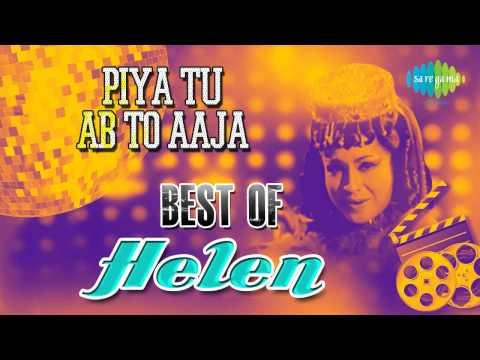 Piya Tu Ab To Aaja | Caravan | Helen | Asha Bhosle Rahul Dev...