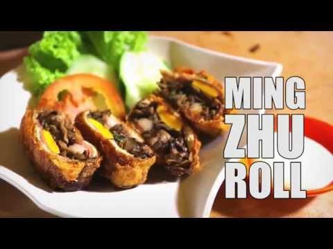 SG50 Deliciously Singaporean: Ming Zhu Roll