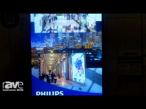 InfoComm 2015: Philips Offers 47″ High Bright Display BDL4780VH