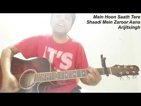 download lagu Main Hoon Saath Tere - Guitar Cover  Shaadi gratis