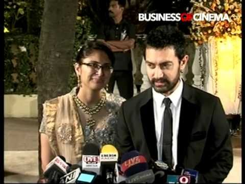 Bollywood stars shine down at wedding reception of Imran Khan & Avantika - Part 2