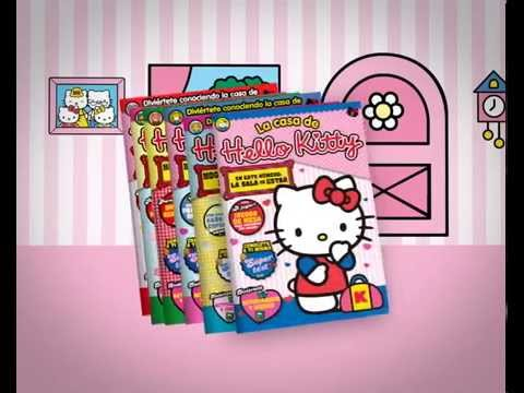 Arm la casa de hello kitty youtube - La casa de kitty ...