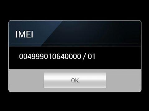 Como Reparar Error de Imei 004999010640000 en Samsung S3 I9300