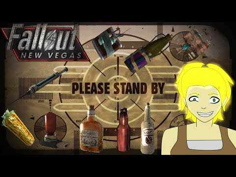 Radioactive Banana Returns!-D!cking Around With-Fallout New Vegas #1