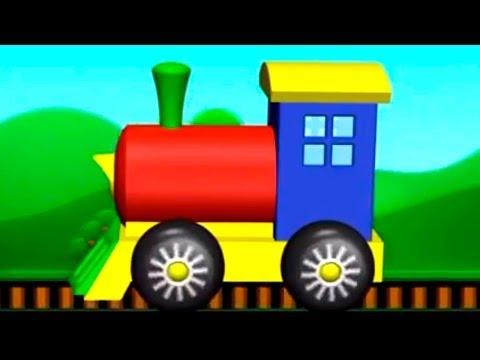Çizgi film – Tren