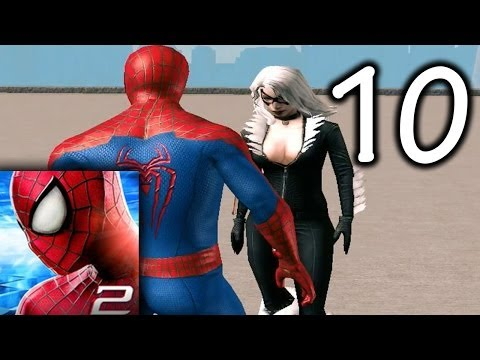 The Amazing Spider-Man 2 [WBM] - High Powered Weapons Part 1 [Episode #10] [iPad/Android] thumbnail