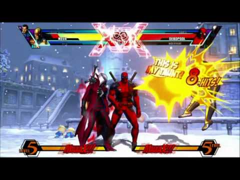 A Good Assist Stays Forever: UMvC3 Cross Assault Combo Video