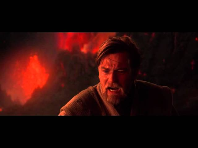 You Are The Chosen One Gif You Were The Chosen One