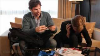 What's in Bradley Cooper & Abbie Cornish's Bags?