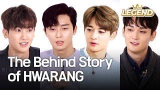 The Behind Story of HWARANG [ENG/2016.12.26]