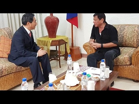 South Korea Supports Duterte's Anti Crime and Corruption Government