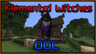 Minecraft: Elemental Witches | Only One Command