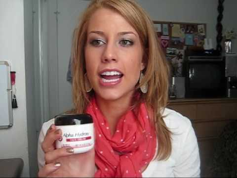 Chemical Exfoliant Review: Walgreens Alpha Hydroxy Face Cream