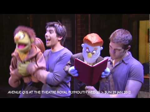 Avenue Q Trailer video